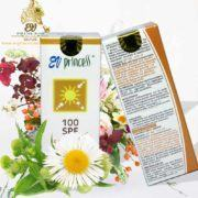 ev princess 100 spf sun block lotion