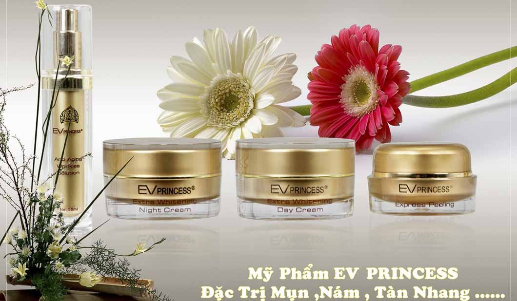 ev princess cream